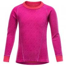Devold - Active Happy Heart Kid Shirt - Sous-vêtements en la