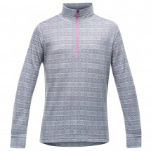 Devold - Alnes Junior Half Zip Neck - Merino ondergoed