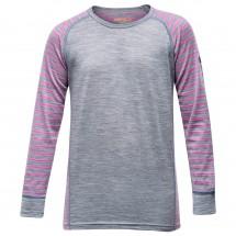 Devold - Breeze Junior Shirt - Sous-vêtements en laine mérin