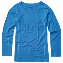 Fjällräven - Kid's Trail Top L/S - Everyday base layers