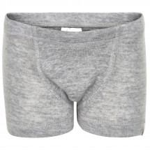 CeLaVi - Boy's Boxer Shorts Solid Wool - Merino base layers