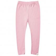 CeLaVi - Girl's Long Johns Solid Wool - Merino ondergoed