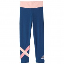 adidas - Kid's Cotton Tight - Perusalusvaatteet
