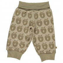 Smafolk - Baby Pants Wool Apples - Sous-vêtements en laine m