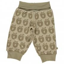 Smafolk - Baby Pants Wool Apples - Merinounterwäsche