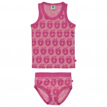 Smafolk - Girl's Underwear Merino Wool - Merinovilla-alusvaa