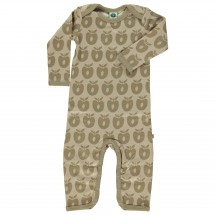 Smafolk - Kid's Body Suit L/S Wool - Merino ondergoed