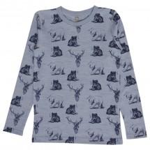 Hust&Claire - Nightwear Animal Print - Merinounterwäsche