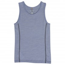 Hust&Claire - Slipdress Wool Silk - Merinovilla-alusvaatteet