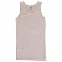 Hust&Claire - Slipdress Wool Silk 2 - Merinounterwäsche