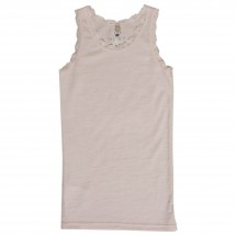 Hust&Claire - Slipdress Wool Silk 2 - Merinovilla-alusvaatte