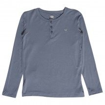 Hust&Claire - Kid's Bamboo L/S Shirt - Perusalusvaatteet