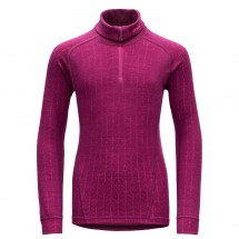 Devold - Duo Active Junior Zip Neck - Merino base layer