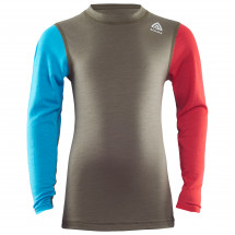 Aclima - Kid's LightWool Crew Neck Shirt - Merino ondergoed