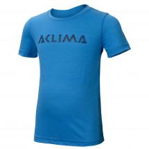 Aclima - Kid's LightWool T-Shirt - Merinounterwäsche