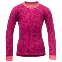 Devold - Active Kid Shirt - Merino base layer