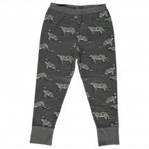 Smafolk - Kid's Wool Mix Leggings with Leopard - Leggings