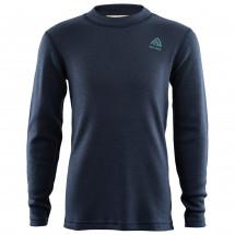 Aclima - Junior Warmwool Crew Neck Shirt - Underkläder merinoull
