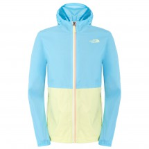 The North Face - Girl's Flurry Wind Hoodie - Tuulitakki