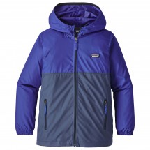 Patagonia - Kid's Light And Variable Hoody - Wind jacket