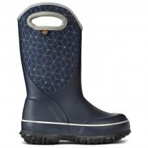 Bogs - Kid's Slushie Web Geo - Wellington boots