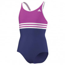 adidas - Girl's Colorblock S3 Suit - Swimsuit