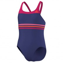 Adidas - Girl's Beach Youth Colorblock Suit - Uimapuku