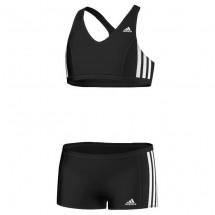 Adidas - Girl's 3S Bikini - Bikinit
