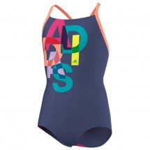 adidas - Kid's Lineage Suit Girl's - Swimsuit