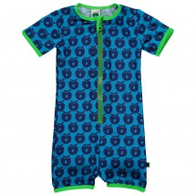 Smafolk - Kid's Apples Suit S/L Baby - Badeanzug