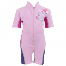 Hyphen - Kid's Shorty 'Hey Snups Cameo Rose' - Lycra