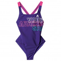 adidas - Girls Suit Lineage Youth - Maillot de bain