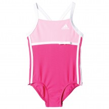 adidas - Infants 3 Stripes One Piece Girls - Badpak