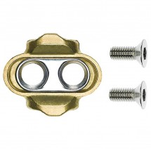 Crankbrothers - Premium Pedal Cleats Gold - Pedalen