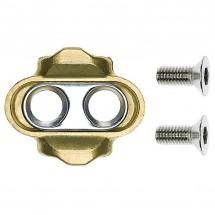 Crankbrothers - Premium Pedal Cleats Gold - Pedalplatten