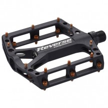 Reverse - Pedal Black One - Polkimet