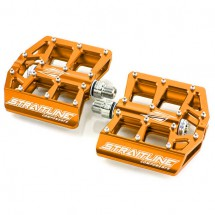 Straitline - SC DeFacto DH platform pedals - Pedalen