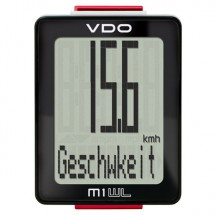 VDO - M1 WL - Bike computers