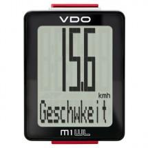 VDO - M1 WL - Polkupyörätietokone