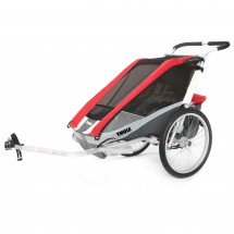 Thule - Chariot Cougar 1 Sitzer - Polkupyörän peräkärryt