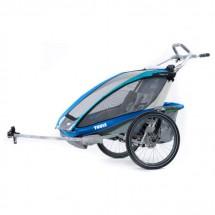 Thule - Chariot CX 2 Sitzer - Kindertransporter