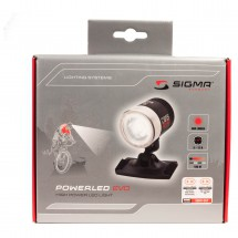 Sigma - Helmleuchte Power LED Evo - LED-valo