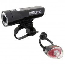 CatEye - Gvolt50/Rapid1G EL550GRC/LD611G - Bike light set