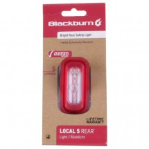 Blackburn - Local 5 Rear Light - Bicycle light