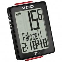 VDO - M1.1 WL Fahrradcomputer (Funk)