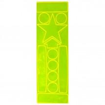 Oralite - Aufkleber Set 12-Pack - Reflektor