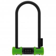 ABUS - U-Lock 410 Combo - Veloschloss