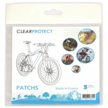 Clearprotect - Safety sticker 45x25mm 4-Pack