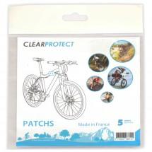 Clearprotect - Safety sticker 45x25mm 4-Pack - Rahmenzubehör