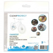 Clearprotect - Safety sticker chainstay 2-Pack